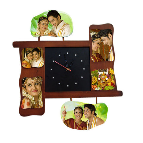 Personalized Clocks for Weddings-Zestpics
