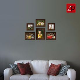6 Photos Collage Frame-Collage Frames-Zestpics