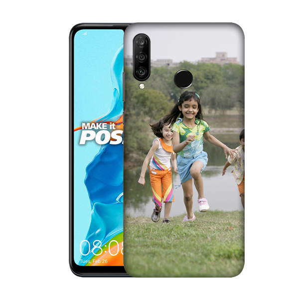 Buy Customised Huawei P30 Lite Mobile Covers/ Cases Online India - Zestpics