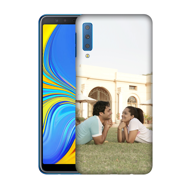 Buy Customised Samsung A7 (2018) Mobile Covers/ Cases Online India - Zestpics