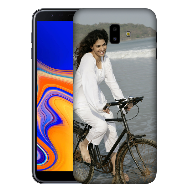Buy Customised Samsung J6 Plus Mobile Covers/ Cases Online India - Zestpics
