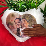 customized magic pillow, personalized magic pillow, customized magic pillow India, magic sequin pillow personalised India