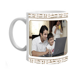 Fathers Day Personalised Mugs. This Father's Day, treat your beloved father with a special gift that will surprise him.