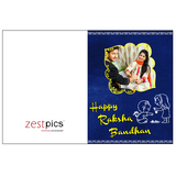 Send a special Rakhi to your Brother on this Raksha Bandhan with Zestpics. With our special Raksha Bandhan and Greeting Card Combos, you can tell your Brother how much he is loved