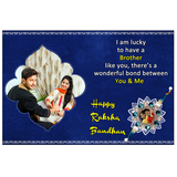 All the Greeting Cards bear special Raksha Bandhan messages that will make this occasion special. rakhi card, send rakhi to india, raksha bandhan card, online rakhi store.