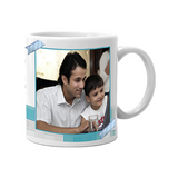 Free shipping in India! Congratulate your pa on being the world's greatest dad with our cool range of Father's Day mugs. Perfect for any tea or coffee-lover.