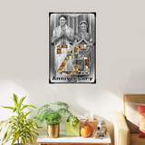 25th Anniversary Gift, Parents 25th Wedding Anniversary Gifts Best 25th marriage anniversary gift collection for couples, parents, husband, and wife. Buy silver jubilee or 25th wedding anniversary gifts online from Zestpics