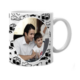 Dad is My Hero Mug - Buy Dad is My Hero Mug for Lowest Price Online in India. Shop Online for Gifts at best price in India