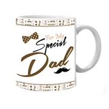 You can now send personalized gifts from us that add both value and meaning to your gifts! Fathers are the best buddies and cherish a lovely memorable moment with your loving father by choosing wonderful gifts from us. You can now send Personalised mugs for Father's Day with an ease