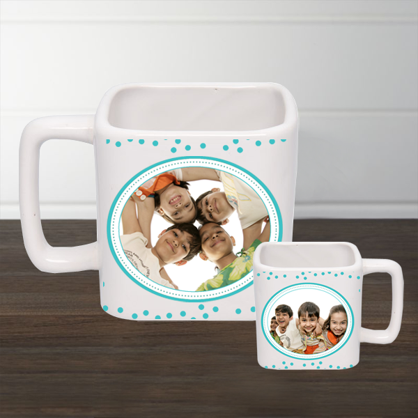 Buy/ Send Personalised Mugs for Friendship Day Online from Zestpics