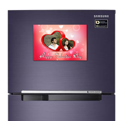 Now you and your loved ones can see your favorite faces every time you open your refrigerator when you create your own personalized magnets! Our personalized magnets come in rectangle shapes and designs so you can make them exactly as you'd like! Choose a magnet frame that can display any photo you'd like! Add any message or names to create the perfect magnet for your family or for a loved one to enjoy for years to come!