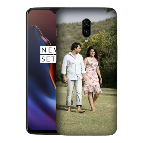 Buy Customised OnePlus 6T Mobile Covers/ Cases Online India - Zestpics