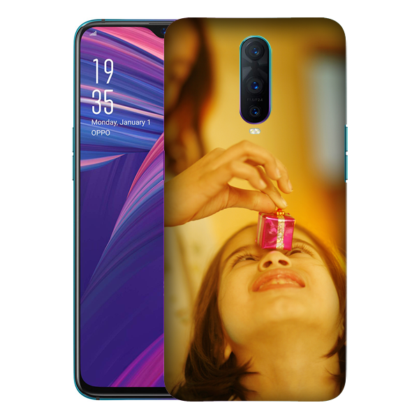 Buy Customised Oppo R17 Pro Mobile Covers/ Cases Online India - Zestpics