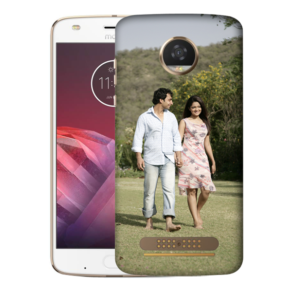 Buy Customised Moto Z2 Play Mobile Covers/ Cases Online India - Zestpics