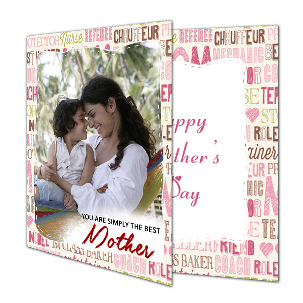 Greeting Cards for Mom, Mother's Day Greeting Cards, Personalized Mother's Day Cards