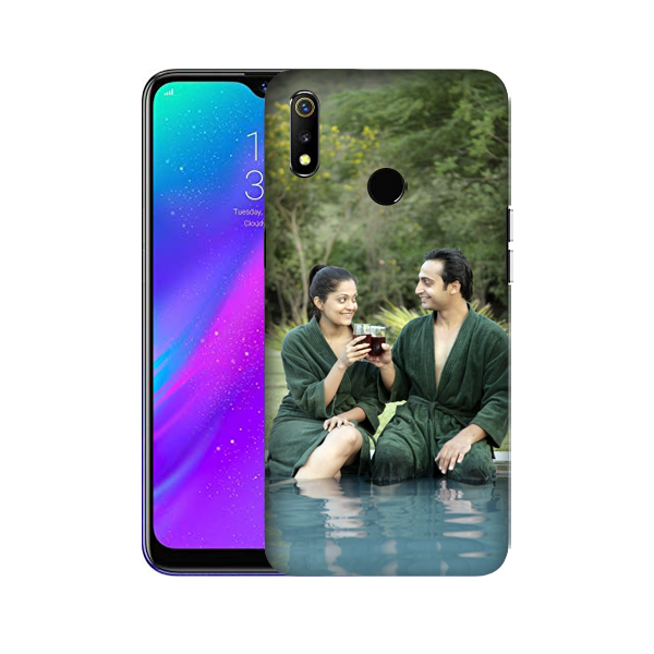 Buy Customised Realme 3 Mobile Covers/ Cases Online India - Zestpics