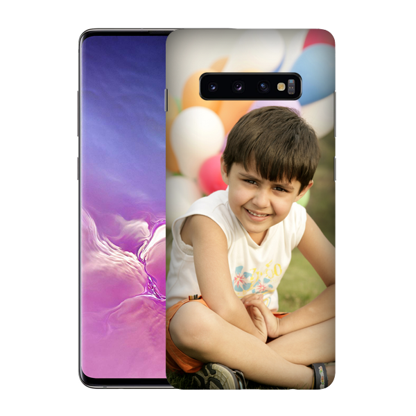 Buy Customised Samsung Galaxy S10 Plus Mobile Covers/ Cases Online India - Zestpics