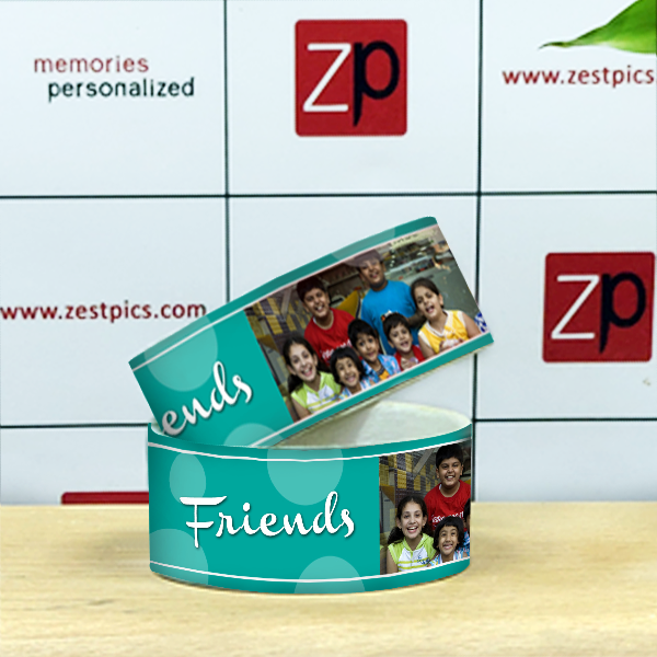 Name Printed Wrist Bands. friendship band, friendship band online, friendship day bands online, friendship band online shopping, friendship day bracelet, friendship day belt | Zestpics