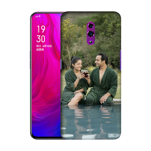 Buy Customised Oppo Reno Mobile Covers/ Cases Online India - Zestpics