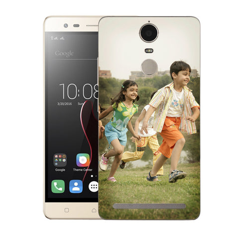 Buy Customised Lenovo Vibe K5 Note Mobile Covers/ Cases Online India - Zestpics