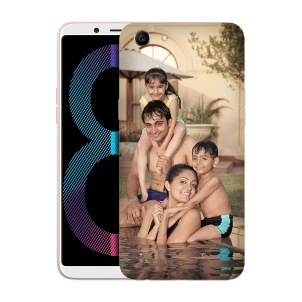 Buy Personalized Oppo A83 Mobile Back Covers/Cases. Design your own Customized Mobile Case for Oppo A83 with your own Photos, Text online & Make it Unique. Customize Now! Buy Custom Printed Personalized Mobile Covers/ Skins in India at Zestpics. Mobile Skins, Customized Mobile Phone Skins online in India.