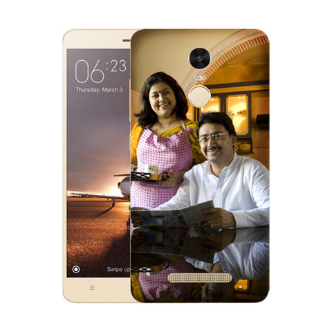 Redmi Note 3 Back Covers - Buy Personalized Redmi Note 3 Cases & Covers with Photo & Text Printed Online in India. ✓Best Price ✓Fast Delivery. at Zestpics, India