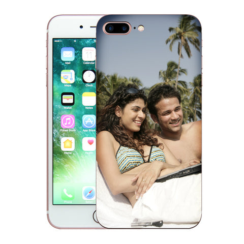 Personalized Photo iPhone 7 Plus Case, Custom Photo Apple iPhone 7 Plus Case