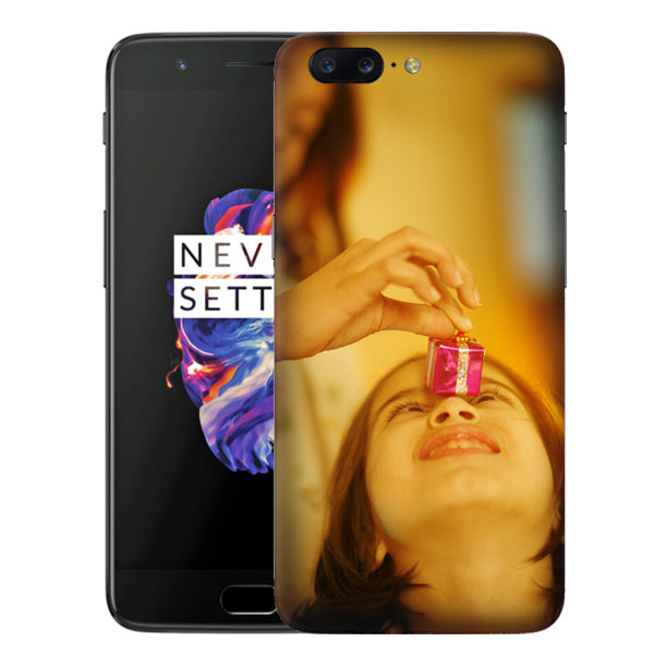 Customized with your Photos, Logos & Text. Personalized Mobile Skin for OnePlus 5. Buy Oneplus 5 Designer Cases & Covers Online in India with Lifetime Warranty at Zestpics.