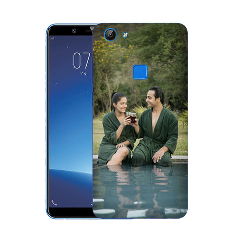 Vivo V7 Back Covers - Personalized Vivo V7 Cases & Covers with Photo & Text Printed Online in India. Best Price ✓ Fast Delivery. Hyderabad, Chennai, Bangalore