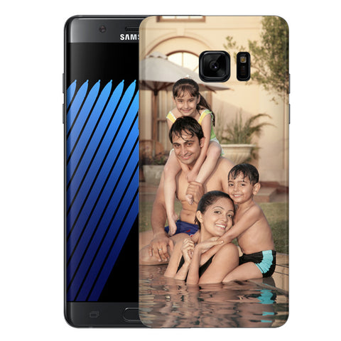 Buy Customised Samsung Note 7 Mobile Covers/ Cases Online India - Zestpics