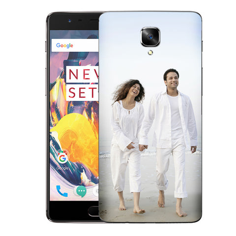 Buy Customised OnePlus 3/3T Mobile Covers/ Cases Online India - Zestpics