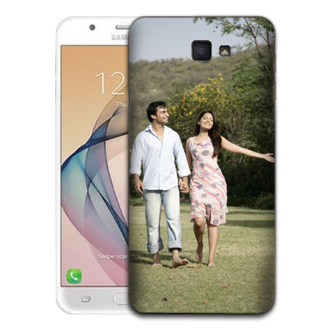 Buy Personalized Samsung J7 Prime Mobile Back Covers/Cases. Design your own Customized Mobile Case for Samsung J7 Prime with your own Photos, Text online & Make it Unique. Customize Now! Buy Custom Printed Personalized Mobile Covers/ Skins in India at Zestpics. Mobile Skins, Customized Mobile Phone Skins online in India.