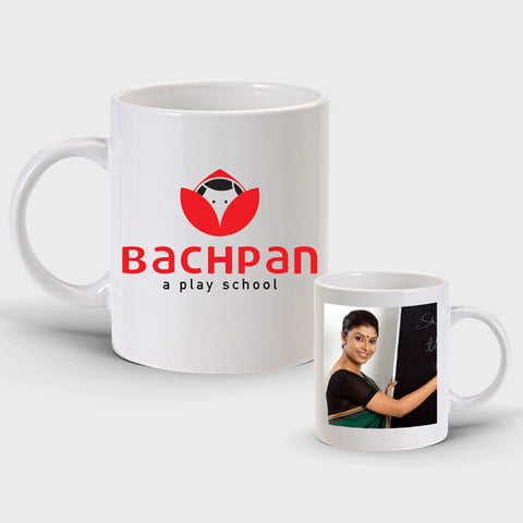 Buy Teachers Day Coffee Mugs Online in India with Custom Photo Printing | Zestpics