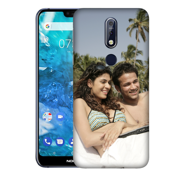 Buy Customised Nokia 7.1 Mobile Covers/ Cases Online India - Zestpics