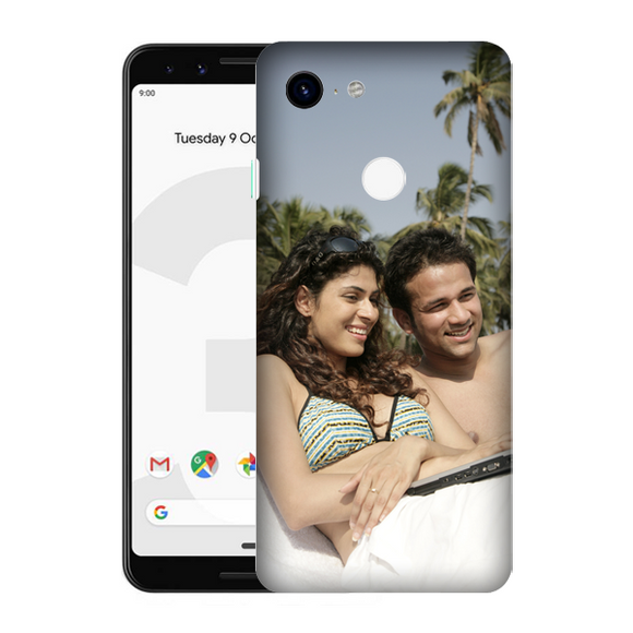 Buy Customised Google Pixel 3 Mobile Covers/ Cases Online India - Zestpics