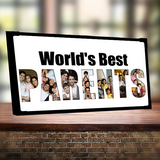 World's Best Parents, Buy, Send Anniversary Gifts for Parents in India - Zestpics