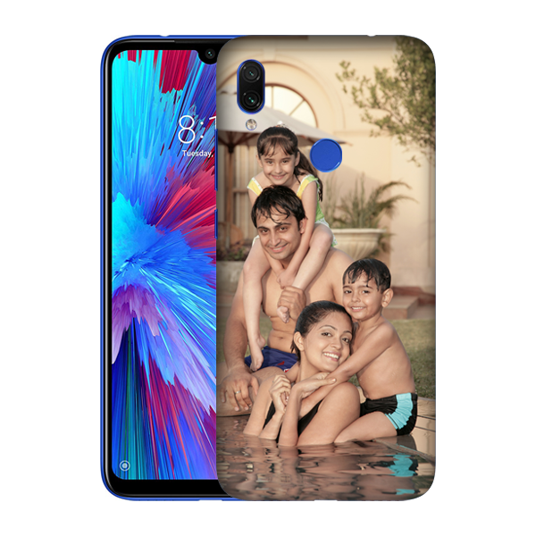 Buy Customised Redmi Note 7S Mobile Covers/ Cases Online India - Zestpics