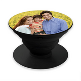 Purchase Customized Pop Socket Phone Holders Online in India. Zestpics lets you customize and create your own photo printed pop socket phone holder within seconds on our website.