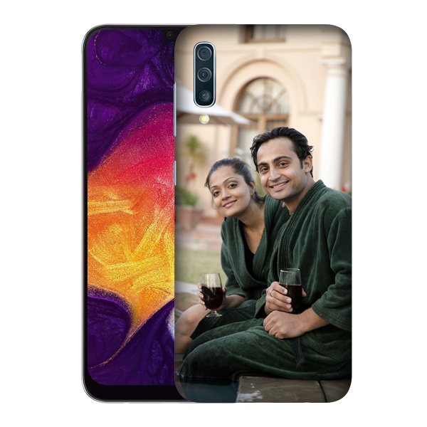 Buy Customised Samsung Galaxy A50 Mobile Covers/ Cases Online India - Zestpics