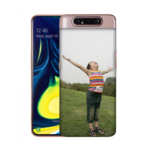 Buy Customised Samsung Galaxy A80 Mobile Covers/ Cases Online India - Zestpics