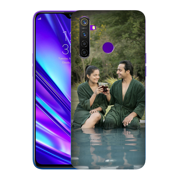 Buy Customised Realme 5 Pro Mobile Covers/ Cases Online India - Zestpics
