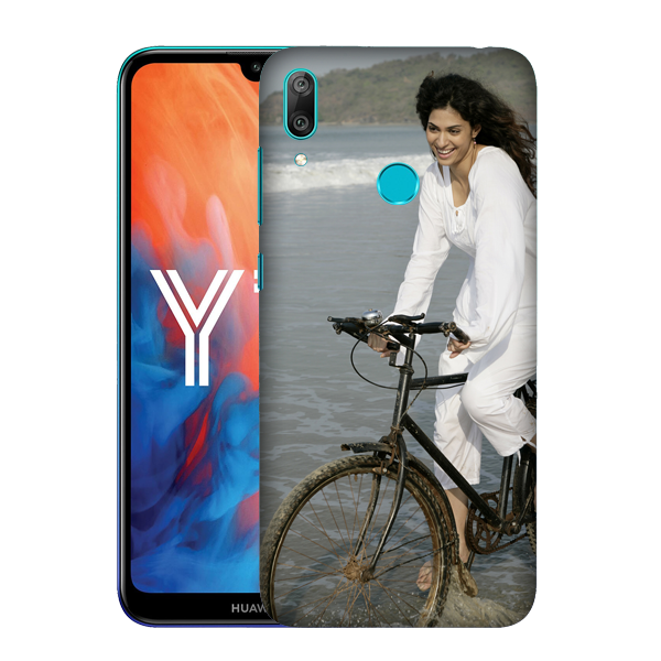 Buy Customised Huawei Y7 Pro Mobile Covers/ Cases Online India - Zestpics