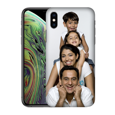 Buy Customised iPhone XS Max  Mobile Covers/ Cases Online India - Zestpics