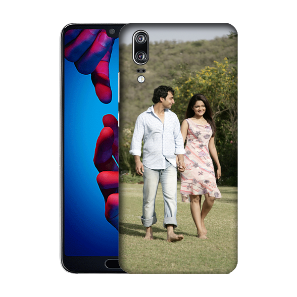 Buy Customised Huawei P20 Mobile Covers/ Cases Online India - Zestpics