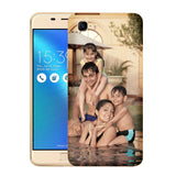 Customize Asus Zenfone 3S Max Phone Case with your Photos or Text Online | Buy Custom Printed Personalized Mobile Covers in India at Zestpics. Personalized Mobile Cases