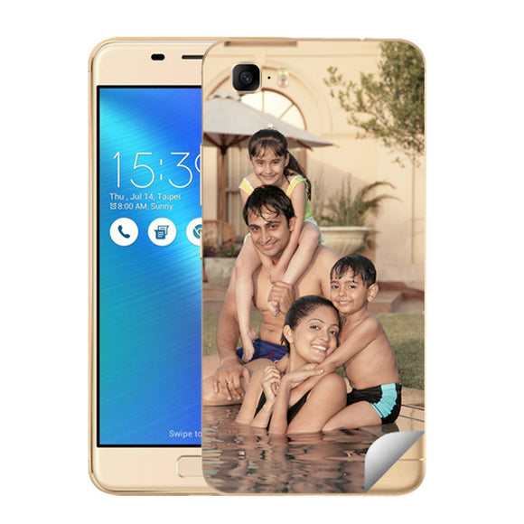Buy Customized Asus Zenfone 3S Max Back Covers Online | Zestpics