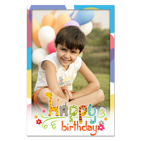 Birthday Gifts-Birthday Magnets-Photo Magnets-Zestpics