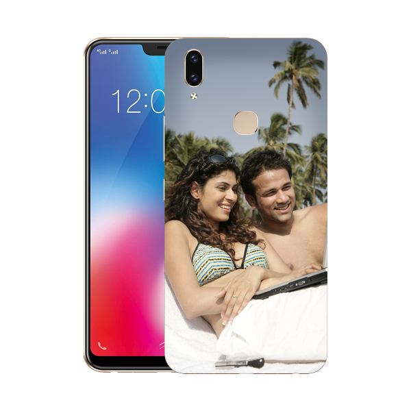 Buy Personalized Vivo V9 Mobile Back Covers/Cases. Design your own Customized Mobile Case for Vivo V9 with your own Photos, Text online & Make it Unique. Customize Now! Buy Custom Printed Personalized Mobile Covers/ Skins in India at Zestpics. Mobile Skins, Customized Mobile Phone Skins online in India.