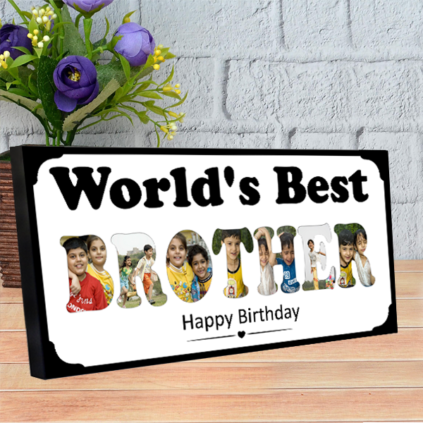 Birthday Gifts for Brother | Unique Gifts for Brother | Birthday Gifts for Brother Online | Zestpics