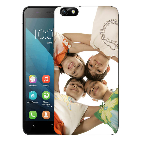 Honor 4X Covers Online - Personalized Huawei Honor 4X Cases & Back Covers with Photo & Text Printed Online in India. Best Price! Fast Delivery! Hyderabad, Bangalore